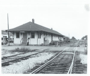 Ardery Freight Depot