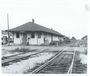 Ardery Freight Depot